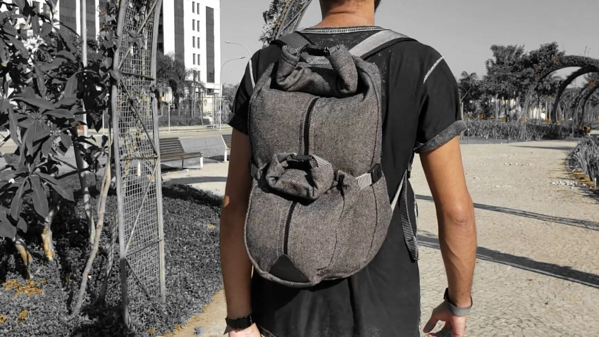HOLYFANCY Magic Kit 3-in-1 Modular Backpack has everything you need