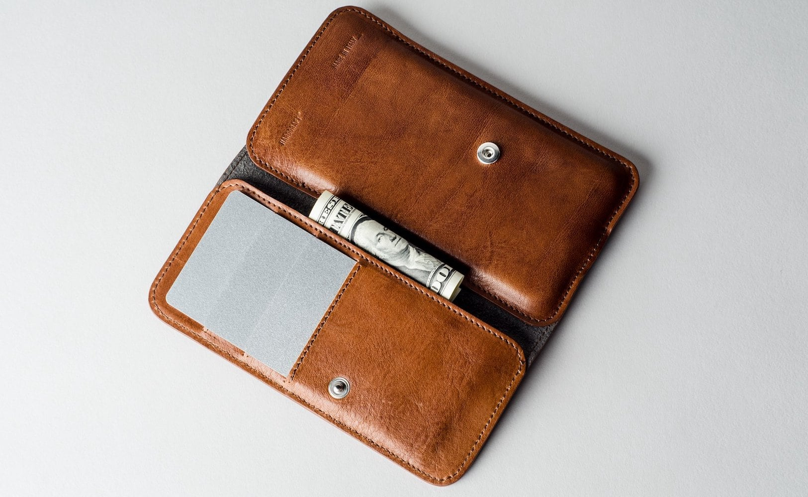 iPhone 11 Pro Wallet Case by hardgraft provides quick-access spots for all your essentials