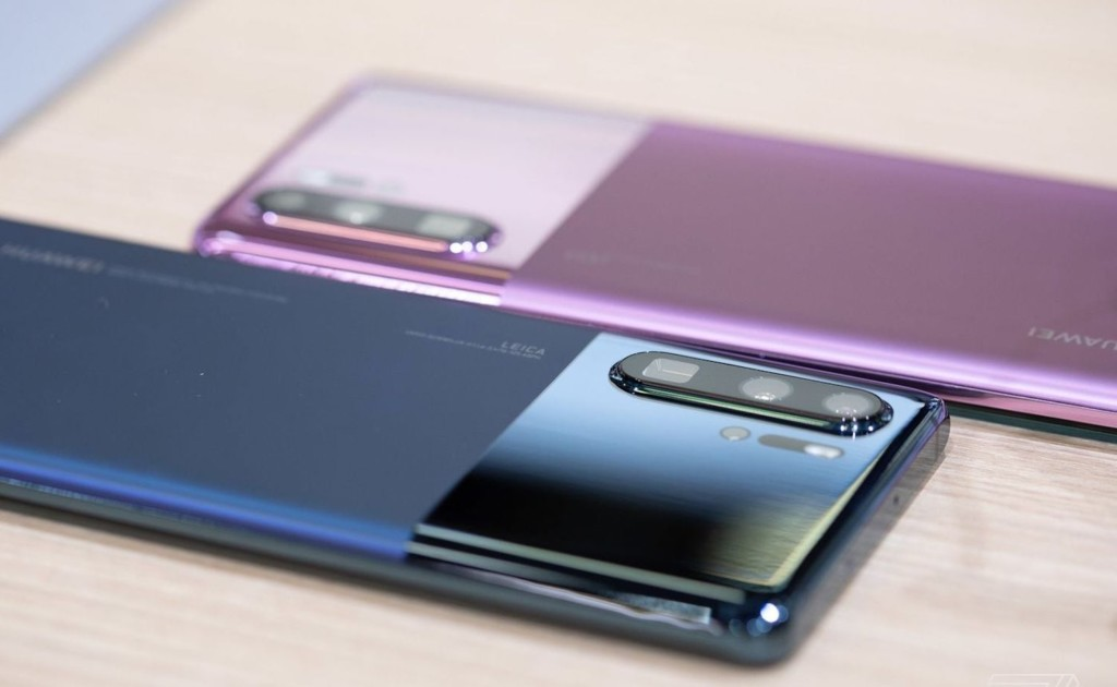 New+Huawei+P30+Pro+2-Tone+Smartphone+is+redesigned+for+looks