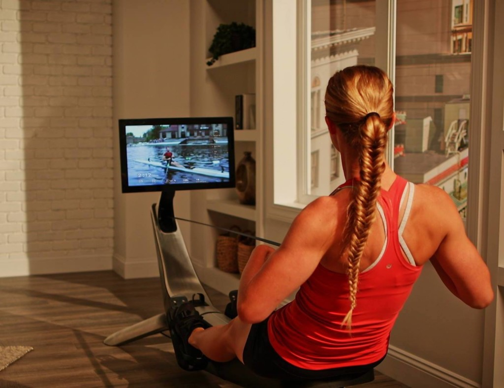 Indoor workout gear to keep you fit and healthy - Hydrow 01
