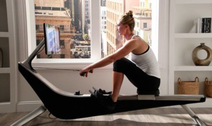 Indoor workout gear to keep you fit and healthy - Hydrow 02