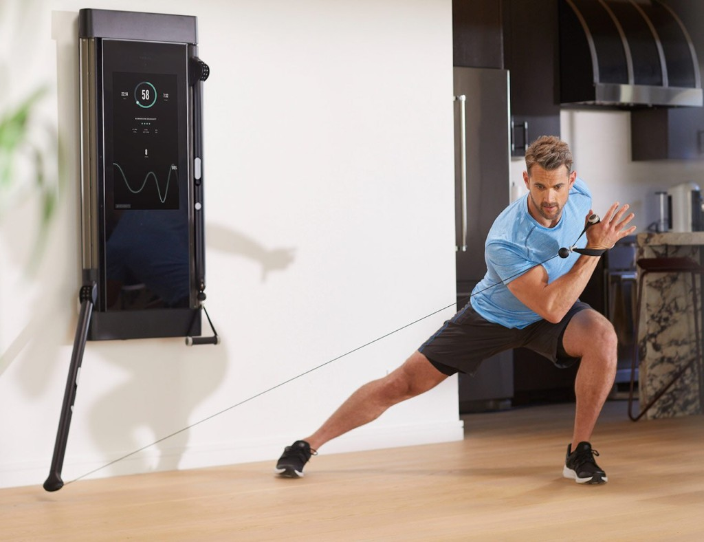 Indoor workout gear to keep you fit and healthy - Tonal 03