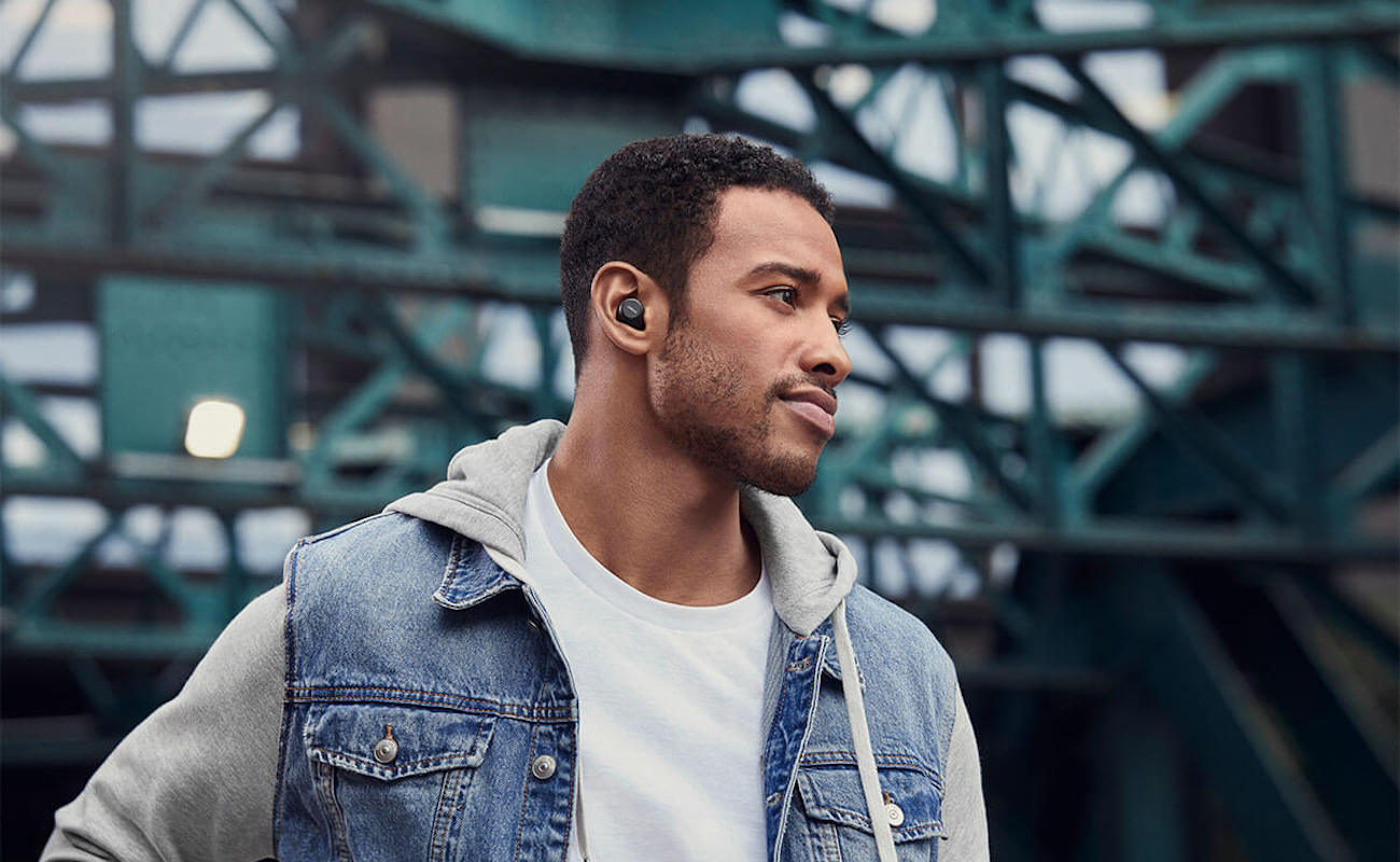 Jabra Elite 75t True Wireless Earbuds use four mics to pick up everything