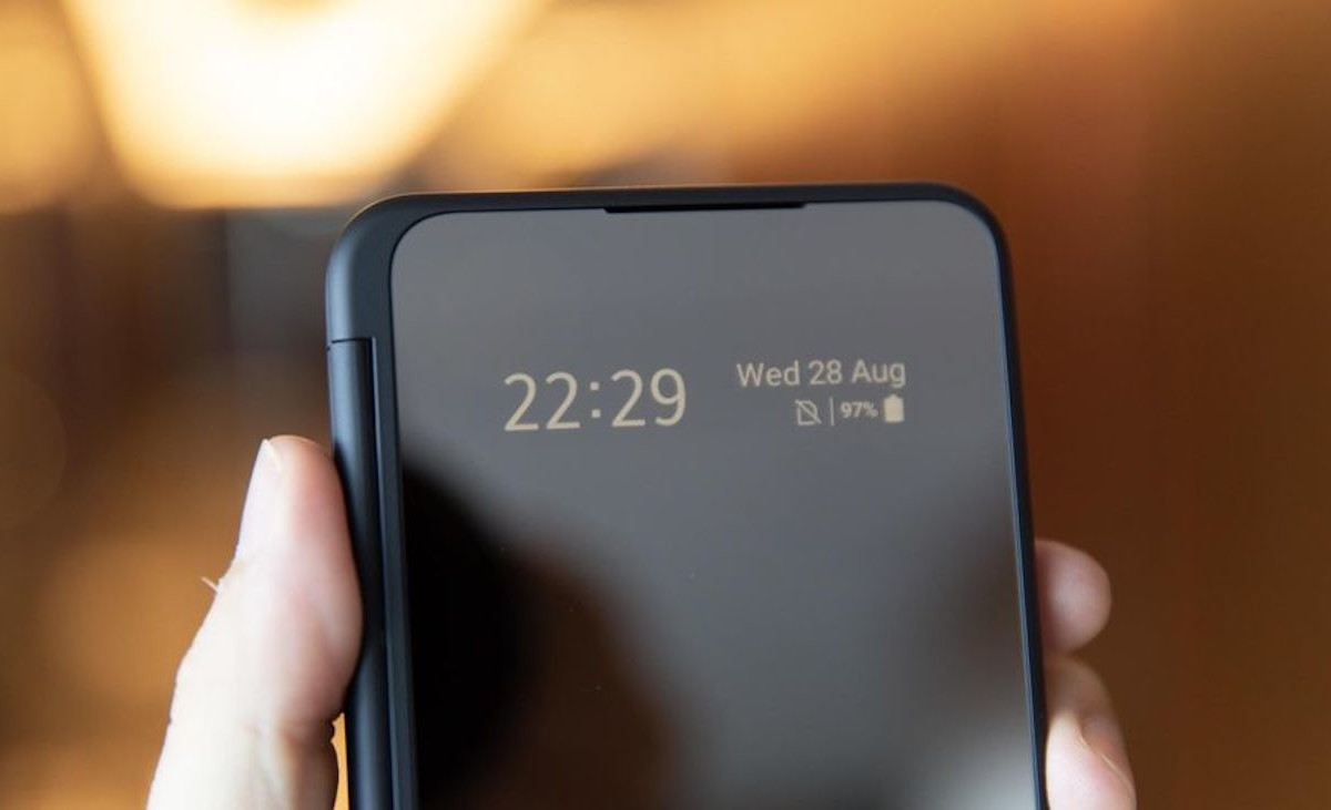LG G8X ThinQ Smartphone with Dual Screen has a 360 Freestop Hinge