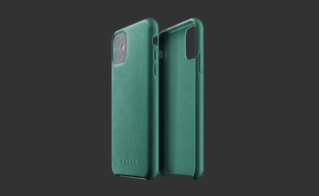 Mujjo+Full+Leather+Case+for+iPhone+11+Pro%2C+iPhone+11+sleekly+protects+your+new+smartphone