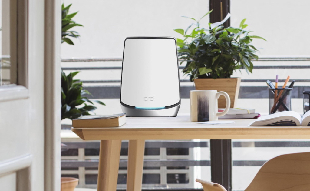 Netgear+AX6000+Orbi+WiFi+6+System+is+all+about+speed