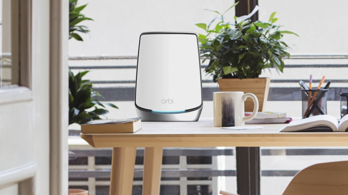 Netgear AX6000 Orbi WiFi 6 System is all about speed