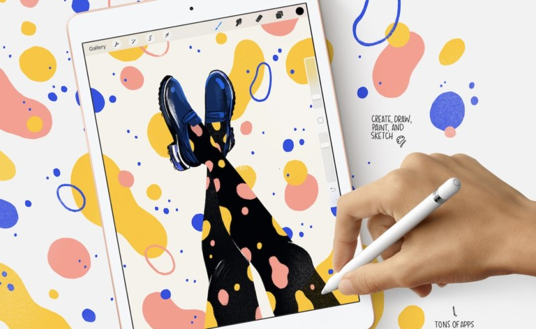 New Apple 7th Generation iPad comes loaded with iPadOS