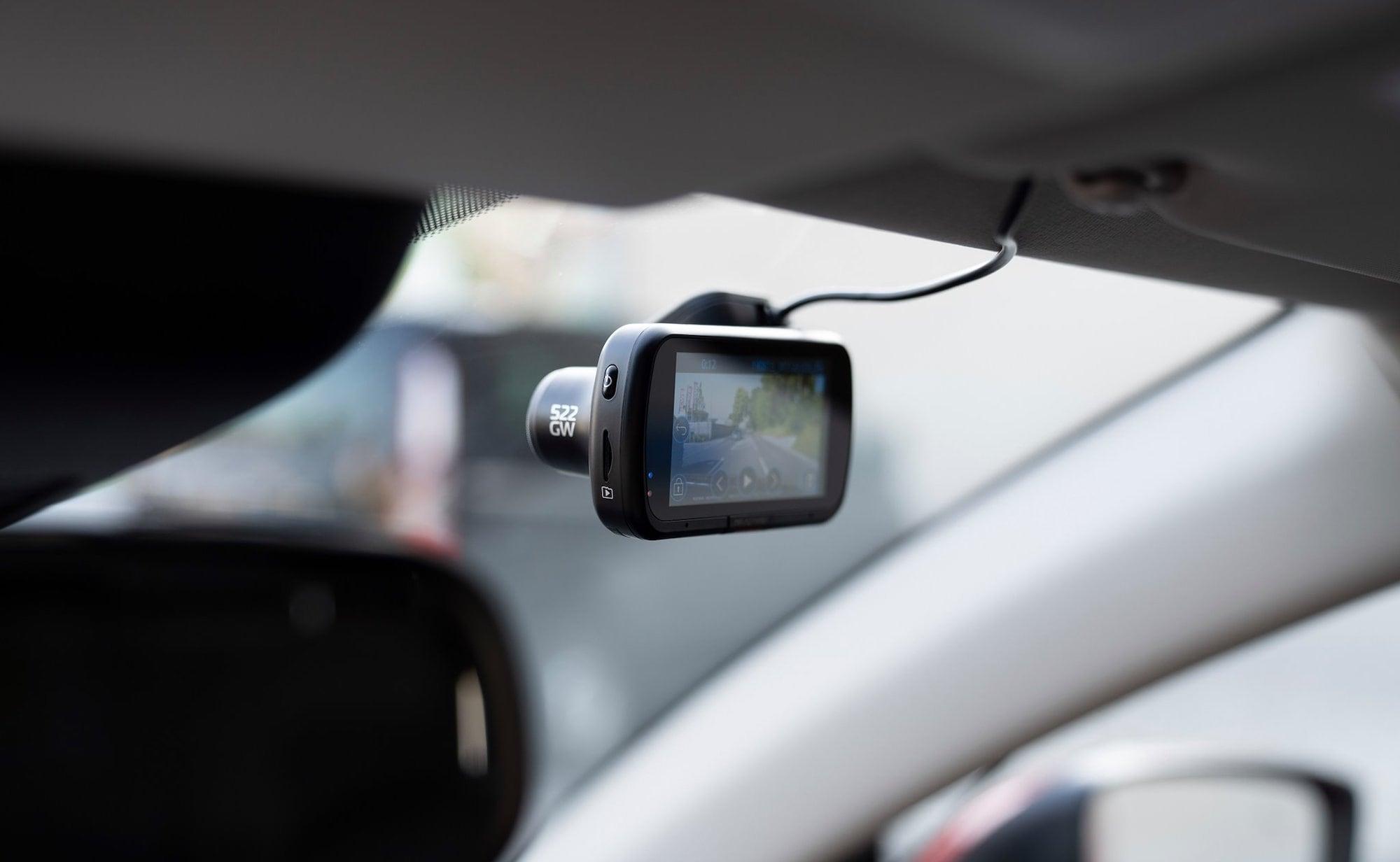 Nextbase 522GW Alexa Dash Cam provides crystal-clear 1440p HD resolution