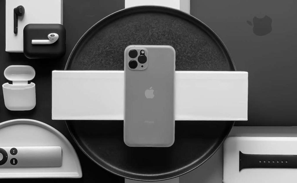 Nood Slim Minimal Case for iPhone 11 Pro Max