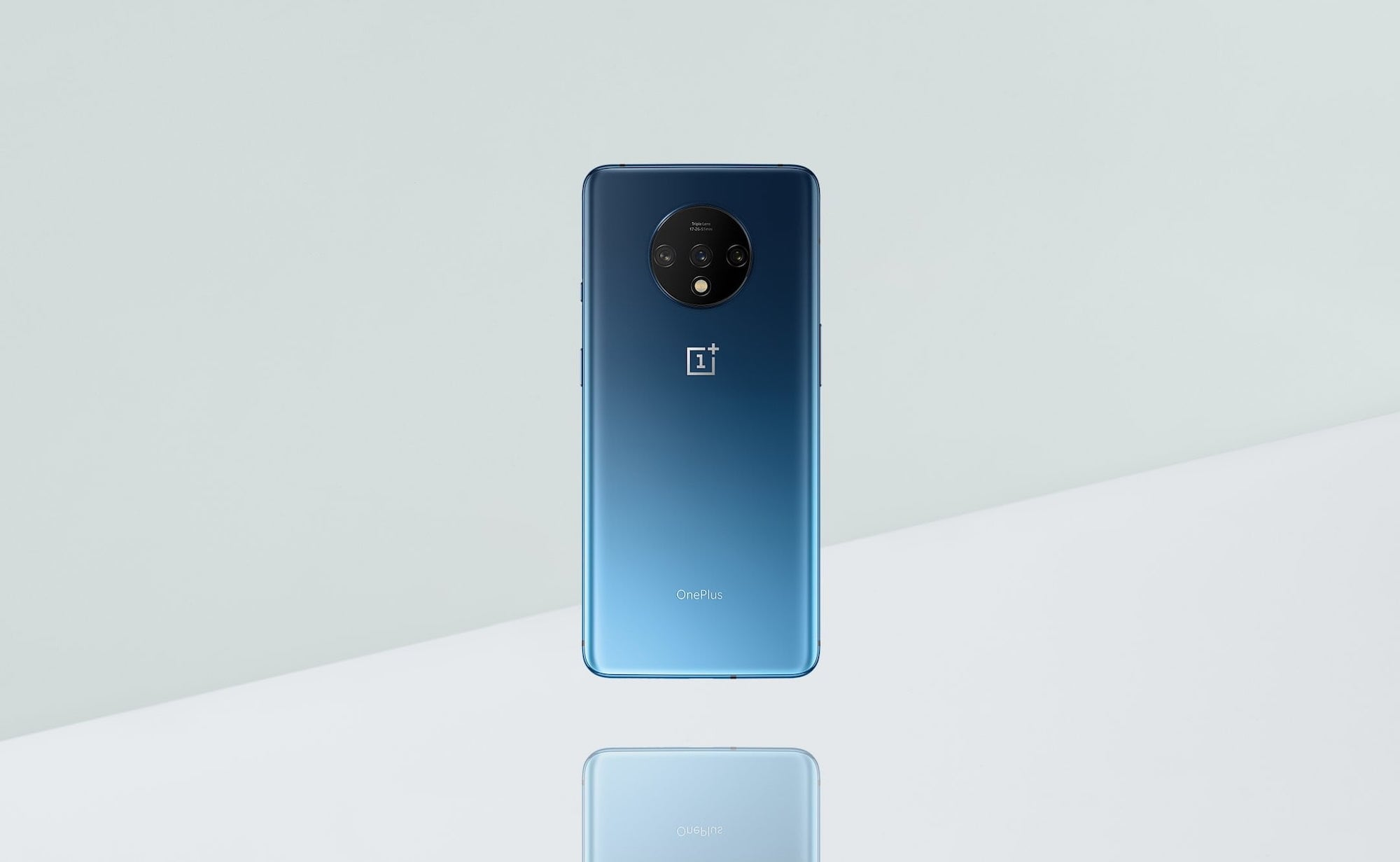 OnePlus 7T Narrow-Display Smartphone comes with Android 10 from the get-go