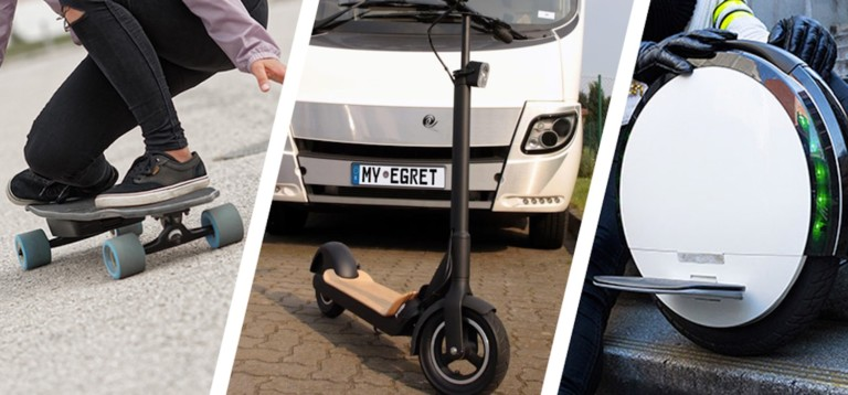 10 Personal vehicles that are as fun as they are eco-friendly