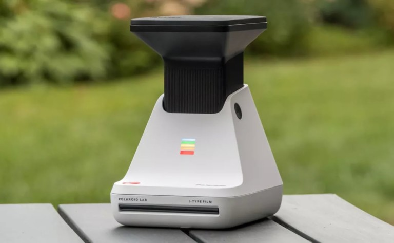 Polaroid Lab Instant Photo Maker prints images from your smartphone immediately