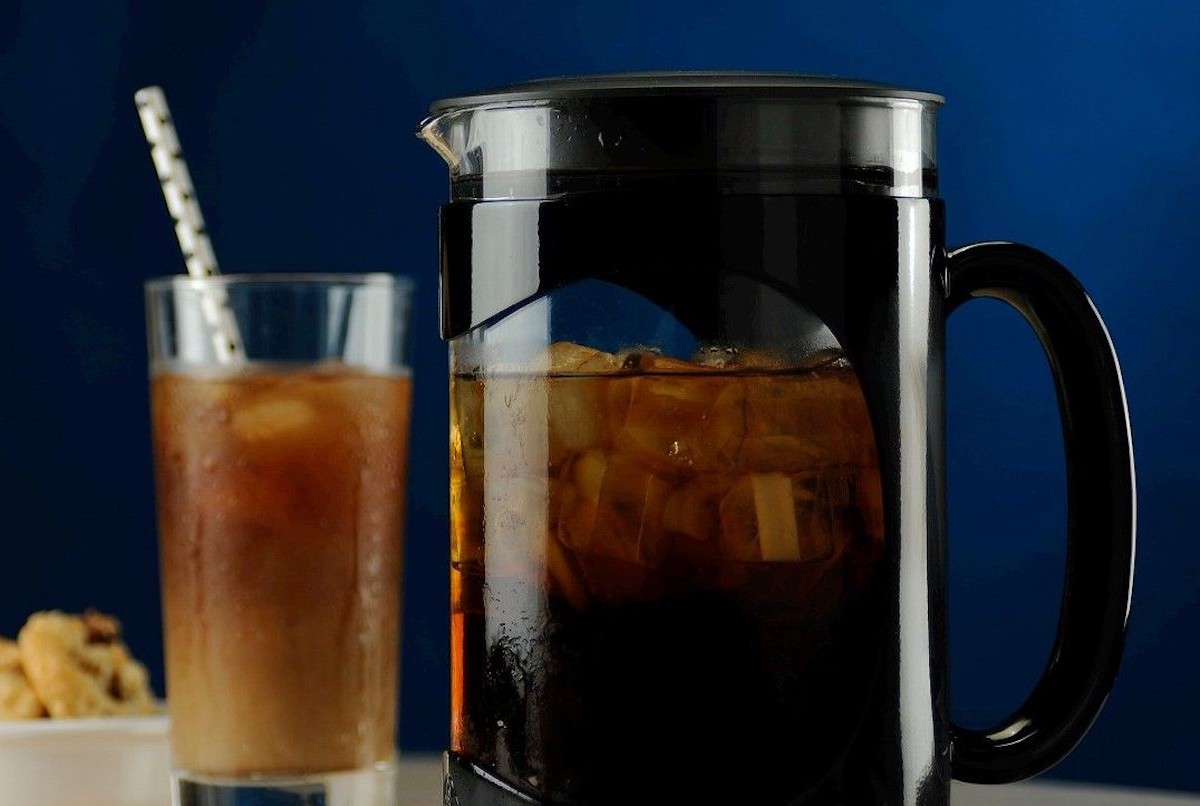 Primula Pace Smooth Cold Brew Maker makes less acidic java that stays fresh for days