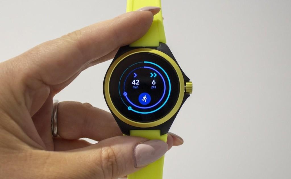 Puma Smartwatch Wear OS Watch