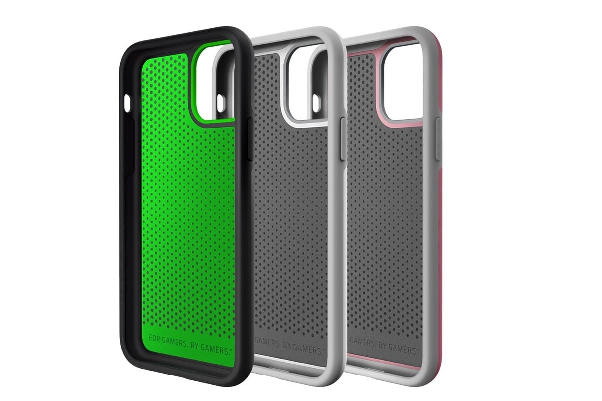 Razer Arctech Smartphone Case Collection keeps your phone cooler for better performance