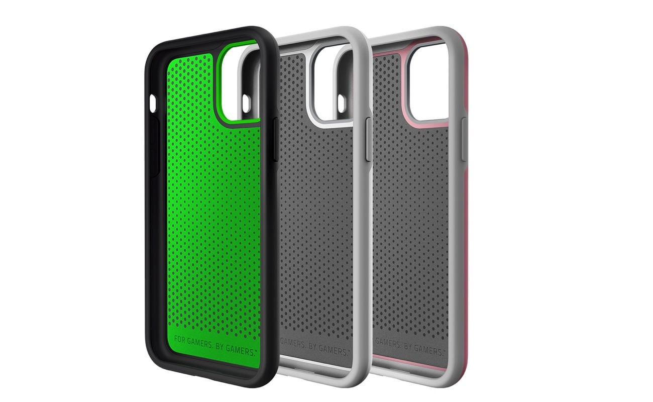 Razer Arctech Smartphone Case Collection keeps your phone cooler for better performance loading=