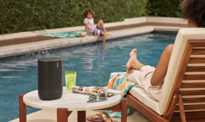 SONOS Move Drop-Resistant Wi-Fi Speaker