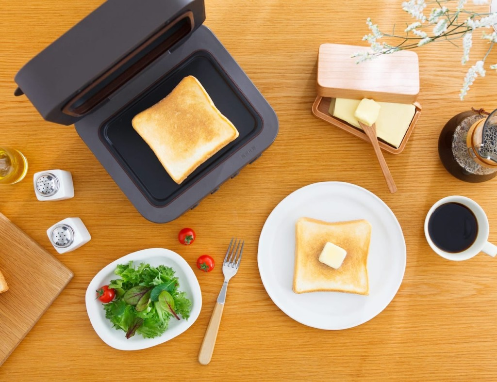 11 Smart kitchen gadgets that will help you cook faster - Mitsubishi TOST1T 01
