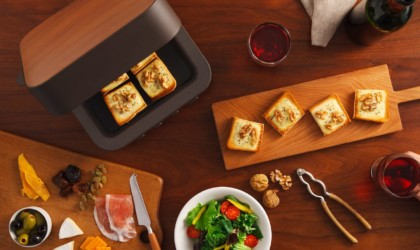 11 Smart kitchen gadgets that will help you cook faster - Mitsubishi TOST1T 02