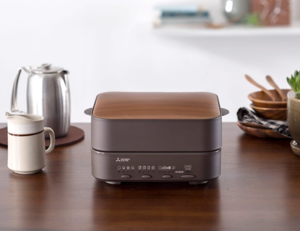 11 Smart kitchen gadgets that will help you cook faster - Mitsubishi TOST1T 03