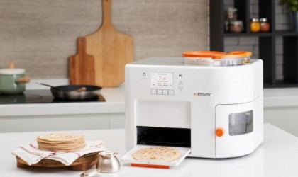 11 Smart kitchen gadgets that will help you cook faster - Rotimatic 01