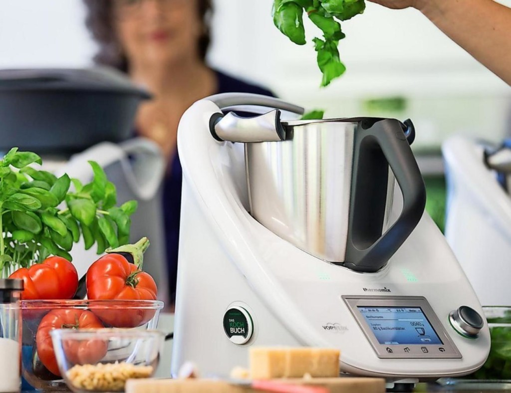 11 Smart kitchen gadgets that will help you cook faster - Thermomix TM6 01