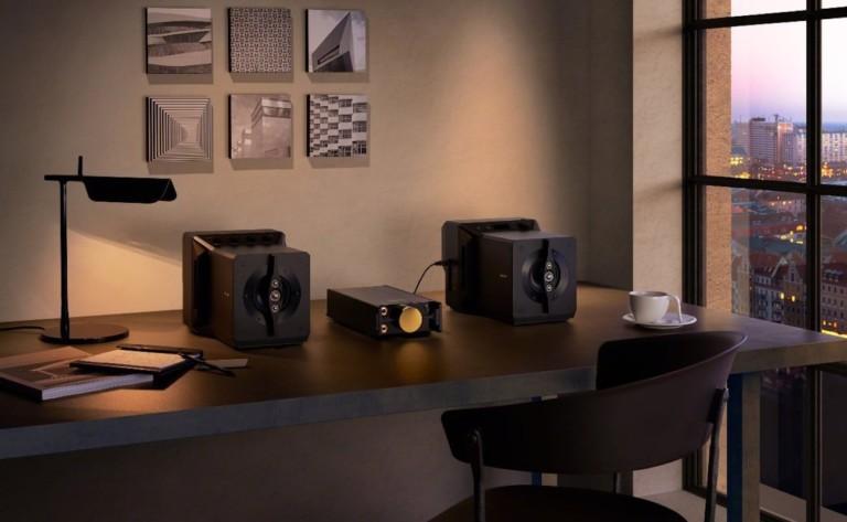 Sony SA-Z1 High-Resolution Speaker System offers enhanced near field performance