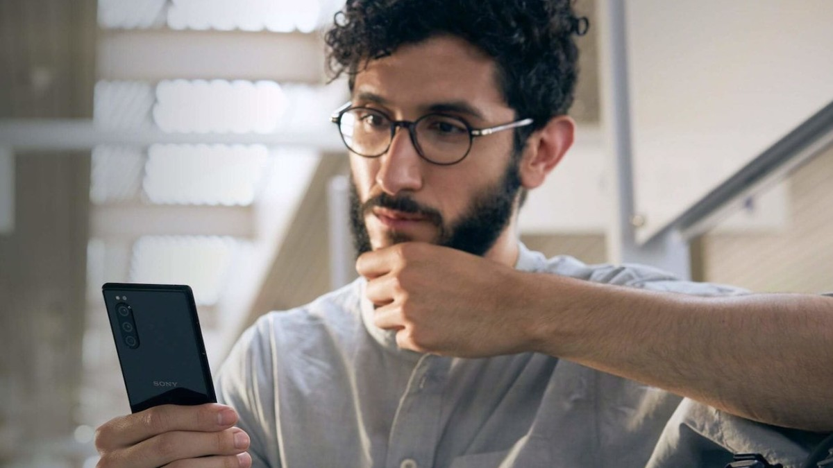 Sony Xperia 5 Triple-Lens Smartphone leads the way for mobile entertainment