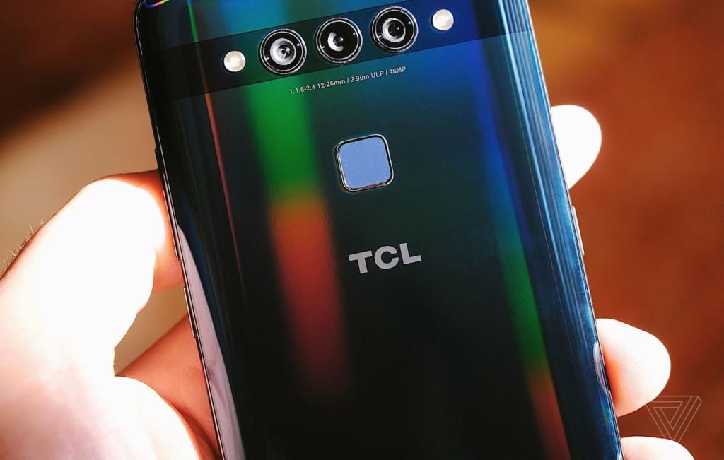 TCL Plex 3-Camera Mid-Range Smartphone