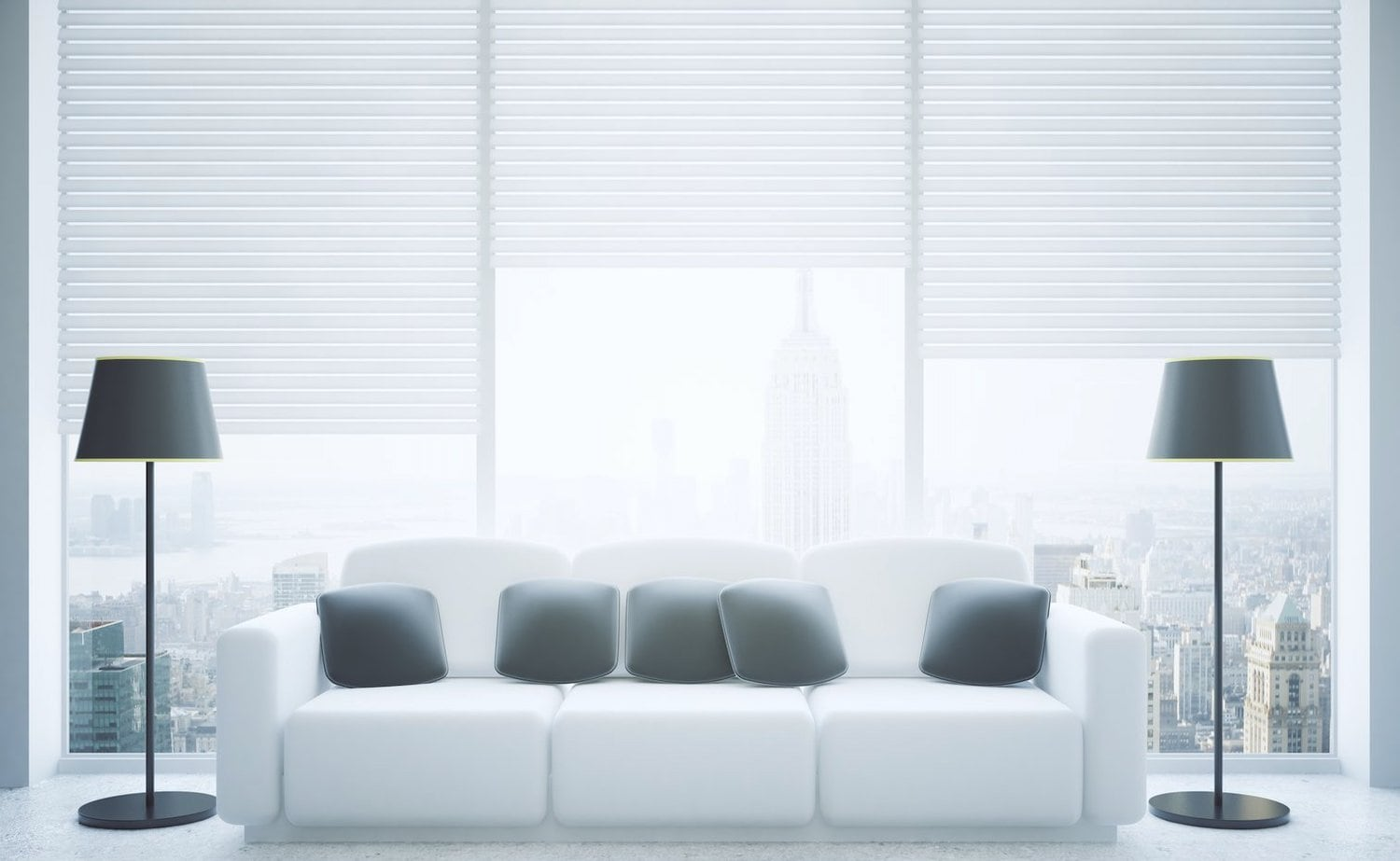 Teptron MOVE 2 Smart Motorized Blinds works with almost any type of shade