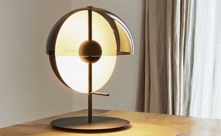 """Theia Formal Table Lamp offers direct or ambient <em class=""""algolia-search-highlight"""">light</em>"""