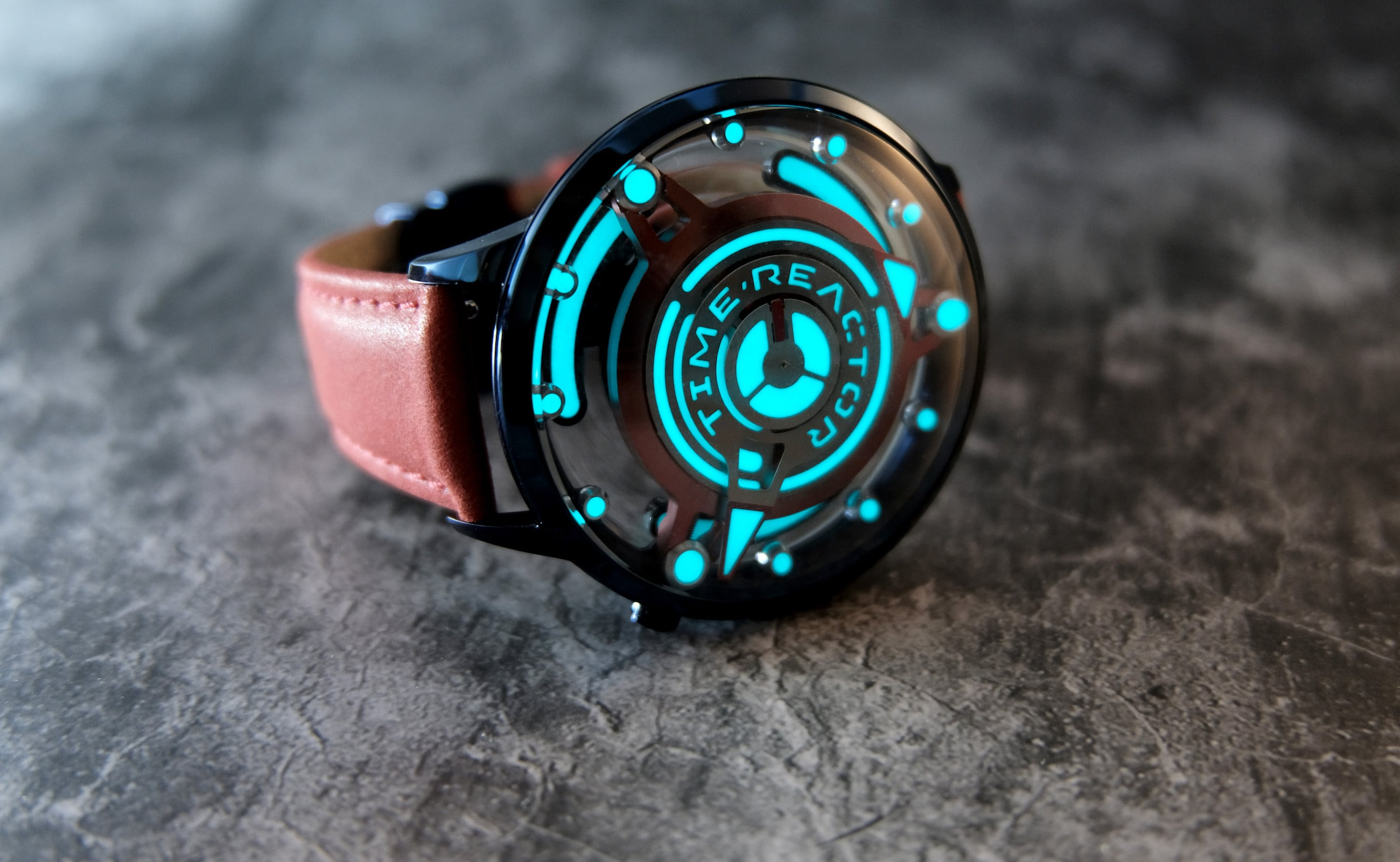 Time Reactor UFO-Inspired Area 51 Watch pays homage to Bob Lazar
