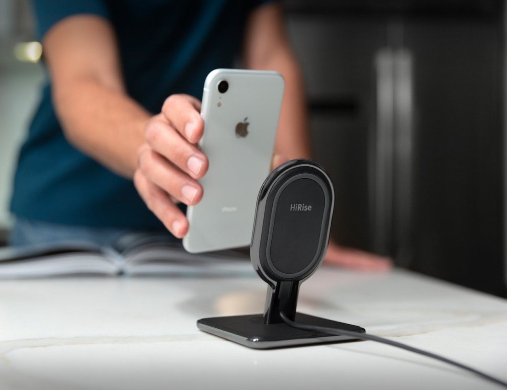 Twelve South HiRise Wireless 3-Way Charger