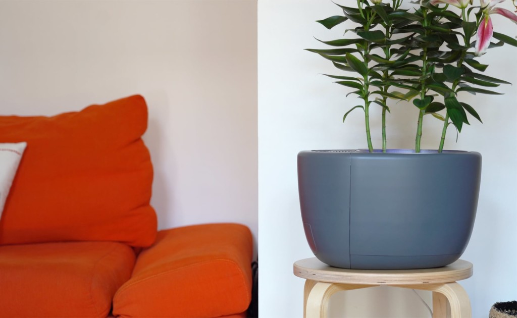 Urbie Air 3-in-1 Advanced Indoor Air Purifier