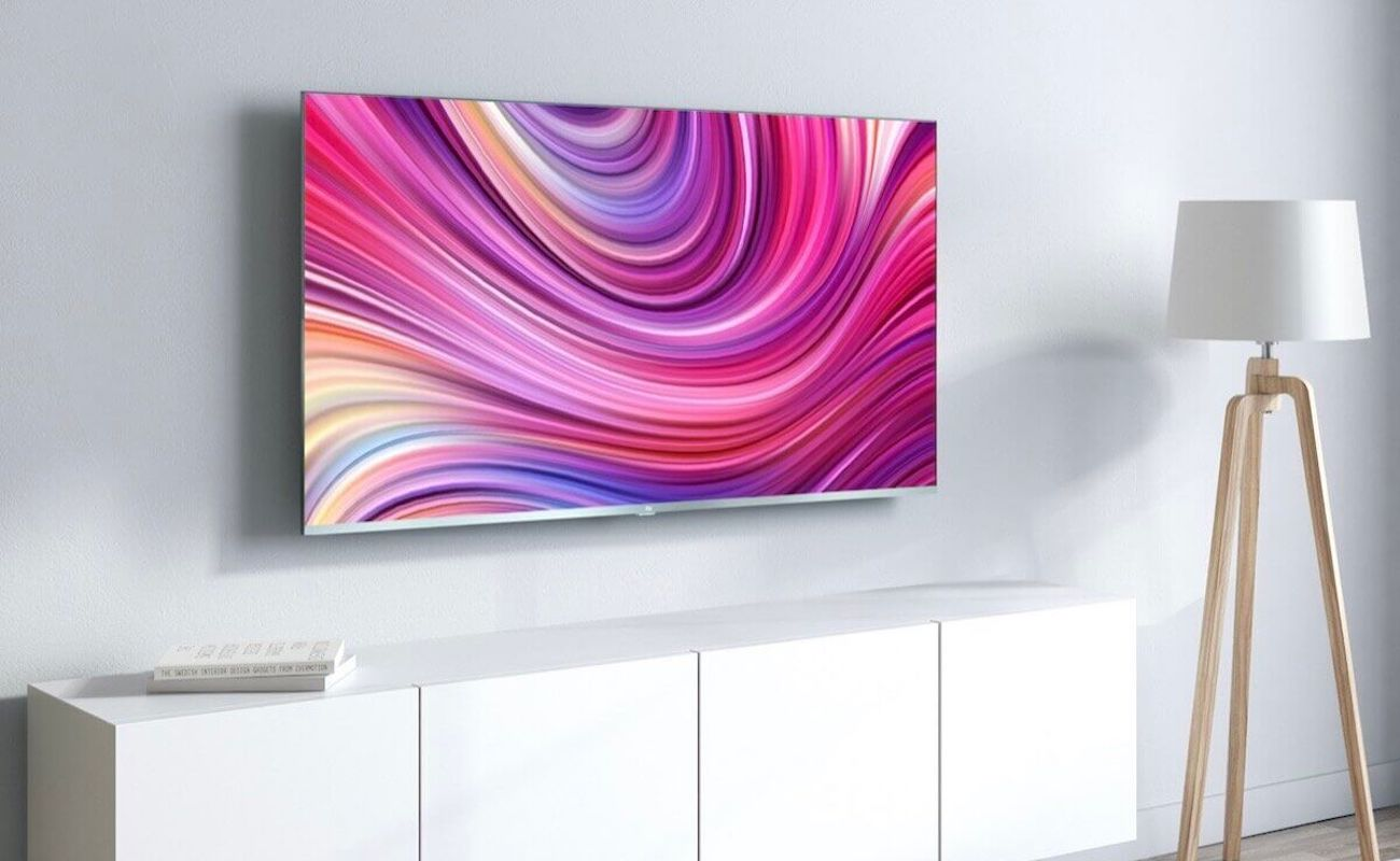 Xiaomi Mi Full Screen TV Pro Thin-Edge Display has a 97% screen-to-body ratio