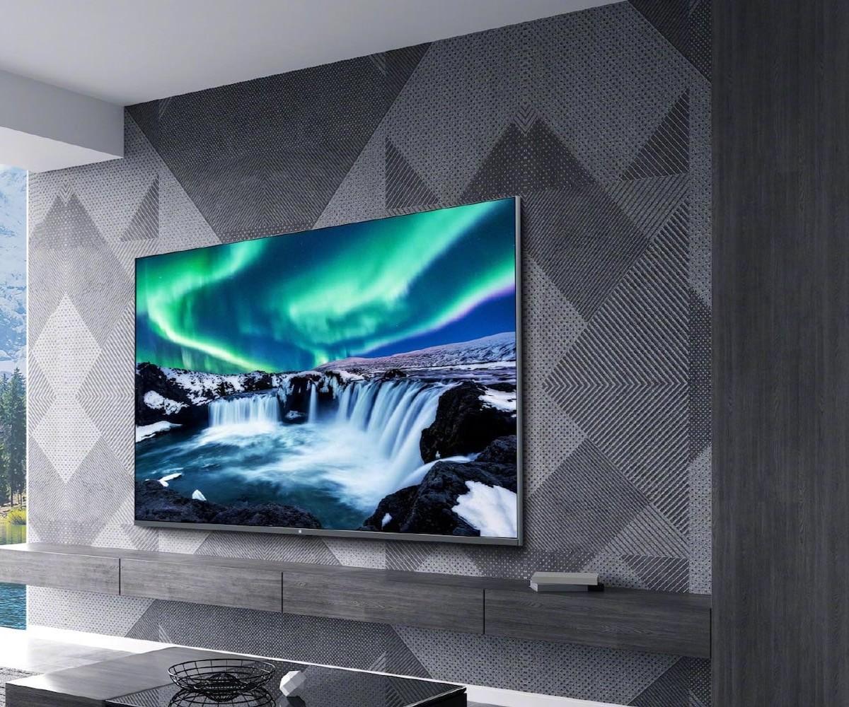 Xiaomi Mi Full Screen TV Pro Thin-Edge Display has a 97% screen-to-body ratio