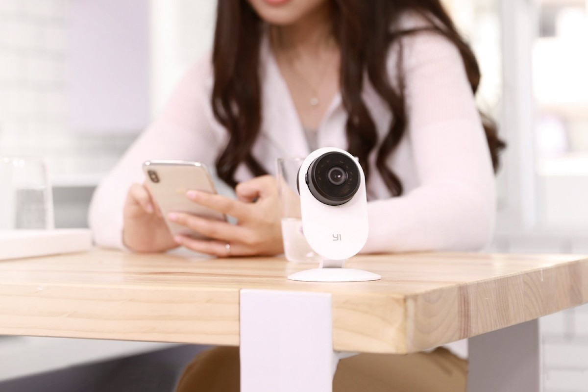 YI Home Camera 3 AI Security Setup uses smart features to detect people and motion