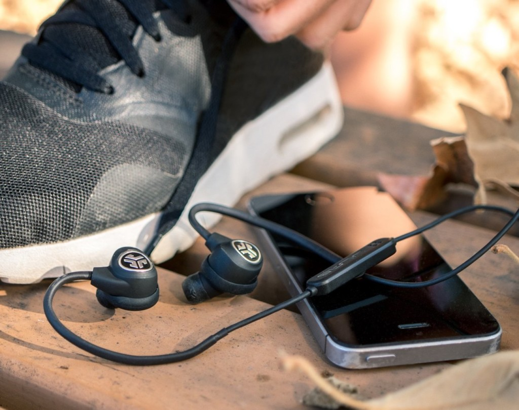 8 Earbuds that will last you all day (and night) - JLab Audio Epic Sport 01