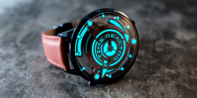 Time Reactor is the ultimate watch for Area 51 enthusiasts - area 51 02