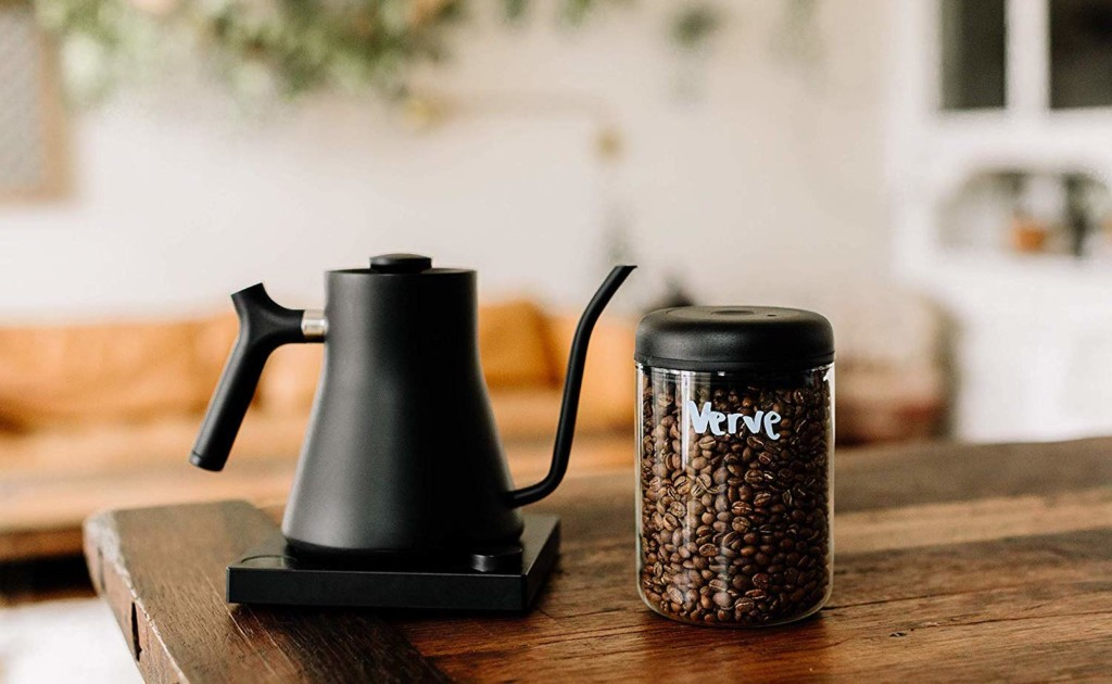 9 Best coffee accessories for brewing at home - Fellow Atmos 0