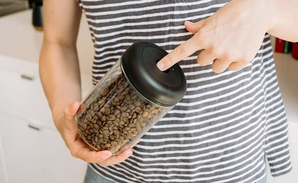 9 Best coffee accessories for brewing at home - Fellow Atmos 02