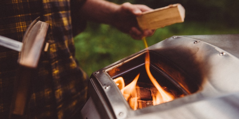 Bake perfect pizza in the great outdoors with Ooni Karu