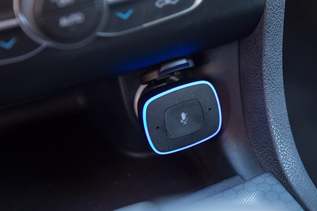 Bring Alexa on the road with these smart car accessories - Anker Roav Viva 0