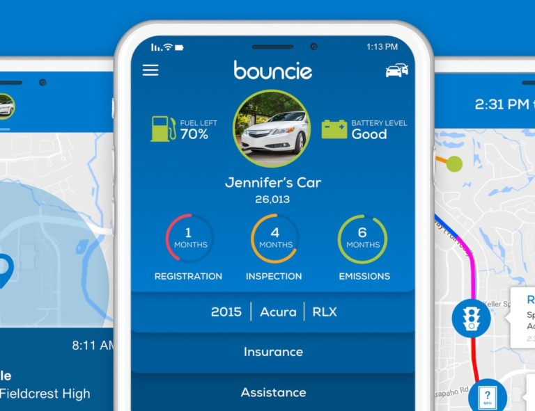 Bring Alexa on the road with these smart car accessories - Bouncie