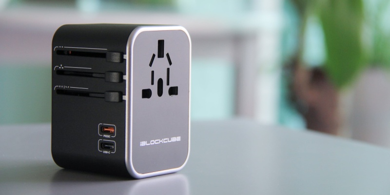 Nimble is the only travel adapter you will ever need