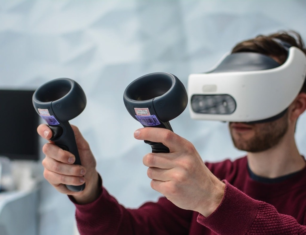How virtual reality is changing the way we see the world (literally) - HTC Vive Focus Plus 03