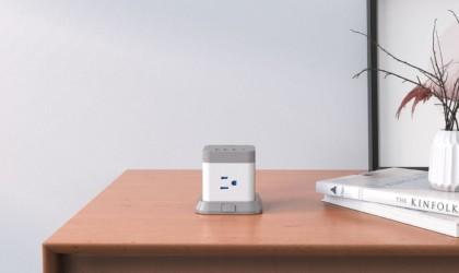 BESTEK mounted to desk