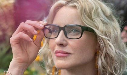 Echo Frames are comfortable and easy to wear
