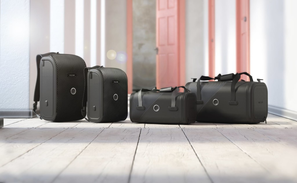 Plevo bags come in two striking styles
